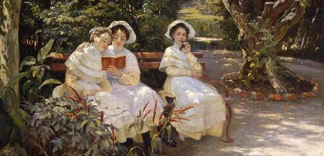 Три сестры, когда жизнь проходит мимо